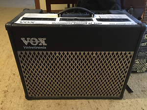 Rare Fender Guitar + 55 WAT VOX AMP + Accessories Cherrybrook Hornsby Area Preview