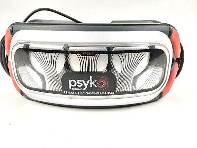 Psyko True 5.1 Surround Sound PC Gaming Headset