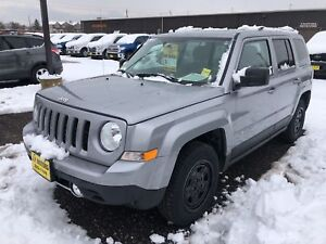 2016 Jeep Patriot North Edition, Power Group, 4x4, 23,000km