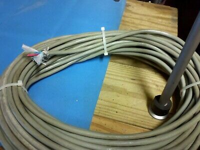 Power Cableplenum Shielded 20 Awg Solid 2 Conductor Approx 70 Feet