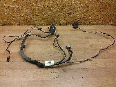 VAUXHALL ASTRA H 04-10 5 DOOR FRONT PASSENGER SIDE LEFT DOOR WIRING LOOM 0917490