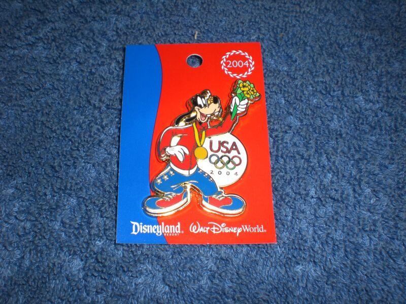 Disney DLR 2004 USA Olympic Rings MICKEY
