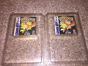 Selling 2 Unopened Pokémon Gold in Perfect Shape!