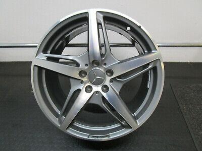 1x Original Mercedes AMG GT C190 Alufelge 19 Zoll 9 x 19 ET62 A1904010100 NEU 11