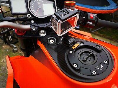 Supporto GoPro serbatoio KTM 990 - 1290 SuperDuke - Moto - Action Cam - Tank