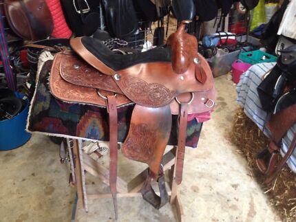 Western saddle  Albany 6330 Albany Area Preview