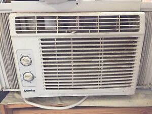 Two air conditioners AC for sale $20 each