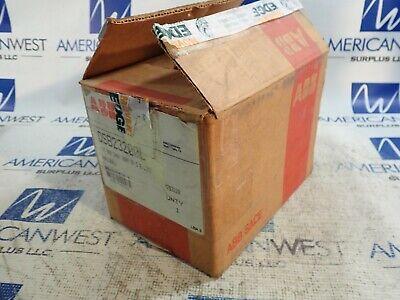 New In Box Abb Qsb23200l 200 Amp 240 Volt 3 Pole Feed Thru Breaker