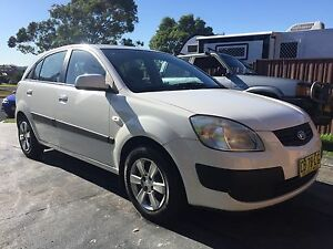 2007 Kia Rio,low ks cold air con.6 monthsrego. East Maitland Maitland Area Preview