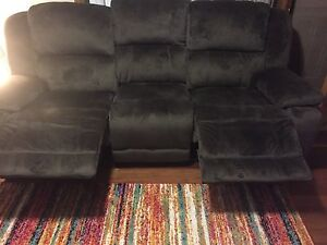 Exc condition 3 seater lounge with 2 recliners + 2 armchair recliners Mount Druitt Blacktown Area Preview