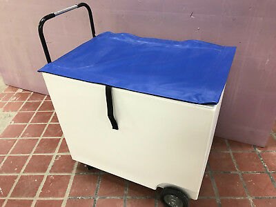 Rs300pbc Food Service Container 5 Cu. Ft. For Shipping Or Storage