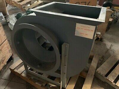 New Creco Pvc Blower Size 182 Cfm-60003000 Cwr-ubd Heavy Duty Industrial Fan