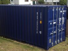 One trip 20ft Shipping Container general purpose Bundaberg Central Bundaberg City Preview