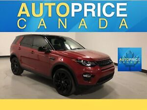 2016 Land Rover Discovery Sport HSE NAVIGATION|PANOROOF|LEATHER
