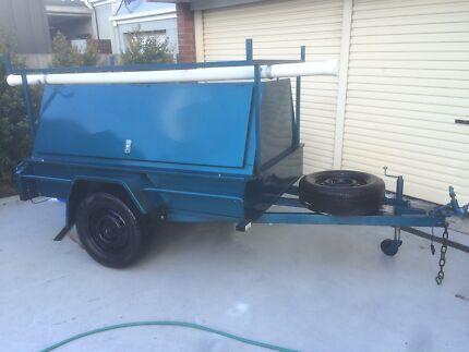 7x4 tradesman trailer  Mount Martha Mornington Peninsula Preview