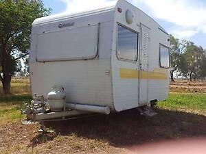 1978 Franklin caravan for sale REGISTERED Mooroopna Shepparton City Preview