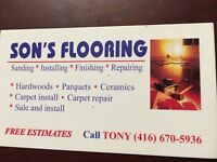 flooring jobs for the absolutely best  / speaks Vietnamese