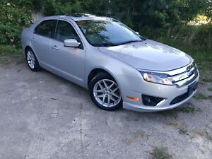 Ford Fusion Sel only 125kSafety Clean carproof