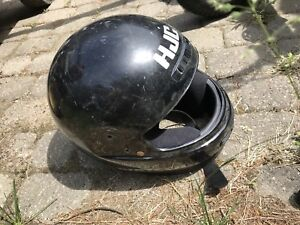 Older motorcycle helmet