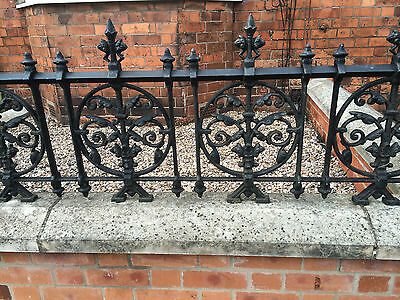 Cast Iron Railings Arboretum Terrace Railings Cast Railing Fence Railing