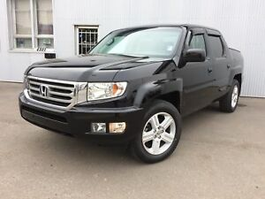 2012 Honda Ridgeline Touring, 4X4, LEATHER, NAV , BACKUP CAM, SU