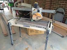 Tile Wet Saw - Achilli 1.5 HP 200mm Narre Warren North Casey Area Preview