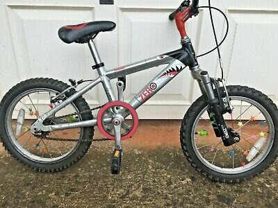 Raleigh Zero Kids bike 16 inch wheels