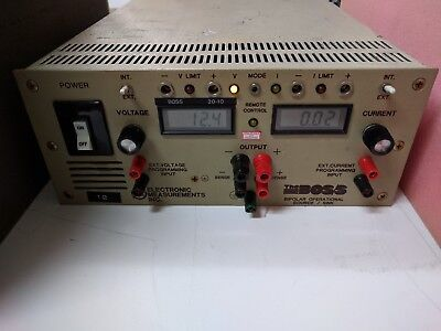 Electronic Measurements Boss 20-10-1-d-2-3 Bipolar Operational Source Sink