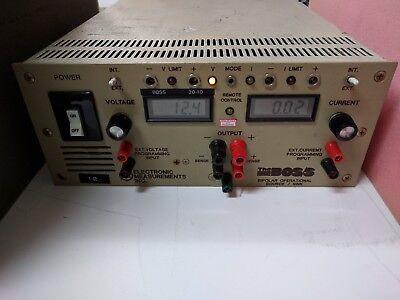 Electronic Measurements Boss 20-10-1-d-2-3 Bipolar Operational Source Sink