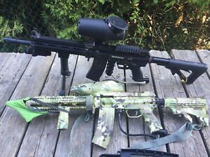 stock de paintball pas cher