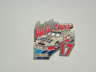 DARRELL WALTRIP #17 WESTERN AUTO PARTS AMERICA HAT/COLLECTOR PIN NASCAR RACING for sale  Indianapolis