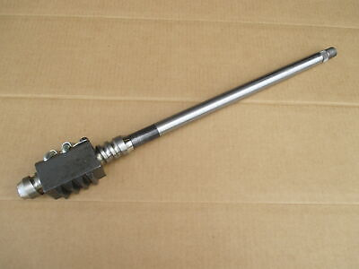 STEERING WORM SHAFT FOR FORD 8N