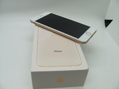 Apple iPhone 8 Plus - 64GB - Gold (Sprint) A1864 (CDMA + GSM) Condition 7/10