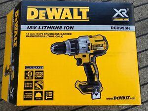 DeWalt 13mm Hammer drill DCD996n