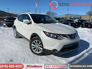 2018 Nissan Qashqai SV | 1OWNER | ROOF | AWD | CAM