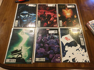 Infinity comic book series 1-6 set
