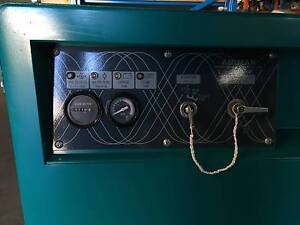 Airman 125CFM Diesel Screw Air Compressor - * Fully Refurbished *