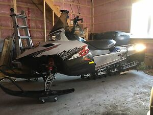 Polaris dragon 800 2009 163""