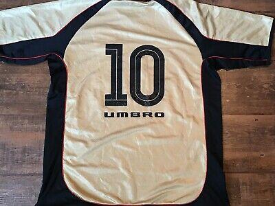 2003 Atletico Paranaense No 10 Football Shirt XL Camisa Brazil Camiseta image
