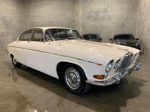 1969 Jaguar 420G BEAUTIFUL CONDITION Coorparoo Brisbane South East Preview