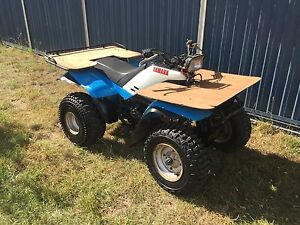 Yamaha Moto4 Farm quad St Leonards Launceston Area Preview