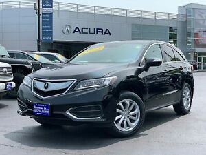 2017 Acura RDX TECH | 1OWNER | BOUGHTHERE | LEATHER | 3.4% | AWD