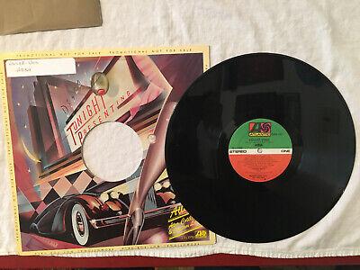 """ABBA Voulez-Vous extended version black vinyl 12"""" record promo Atlantic US"""