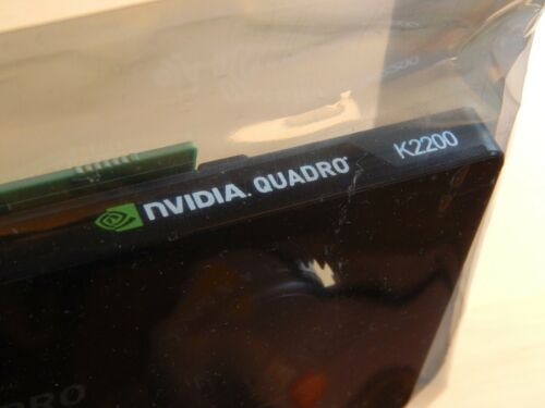 NVIDIA Quadro K2200 4GB Graphics Card PCI-E DVI DP - NOB - Buy 2+ and Save