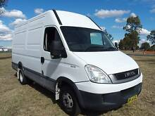 2010 Iveco Daily 50C18 High Roof Dual Wheel Van Inverell Inverell Area Preview