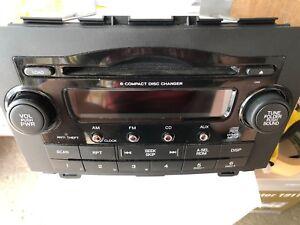 Factory Honda 2008 CRV Stereo head unit