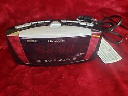 Emerson Research SmartSet AM/FM Radio Digital Clock Model No CKS5055B