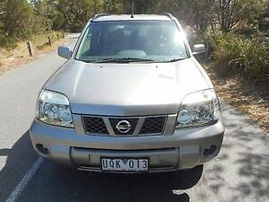2005 Nissan X-trail Wagon AUTO LOW KS 11 MONTHS REG/RWC!! Moorabbin Kingston Area Preview