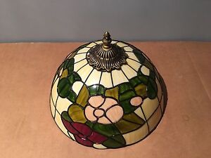 Tiffany Lamp Shade for Ceiling Light