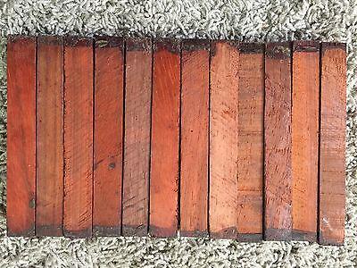 Что касается древесины BURMESE PADOUK PEN